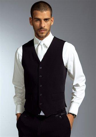 фото мужских жилеток вязанных