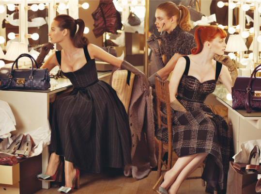 Супермодели и fashion-индустрия