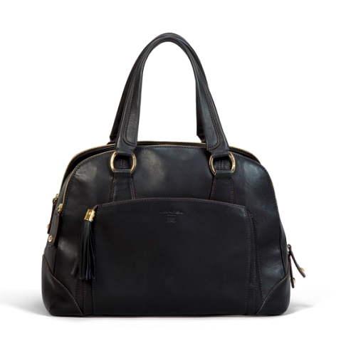 Коллекция сумок от Lancel - Mademoiselle Adjani.
