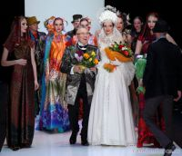 Mercedes-Benz Fashion Week Russia FW 2014/2015: 1-ый День