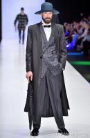 Mercedes-Benz Fashion Week Russia: Slava Zaitsev SS`2016, men