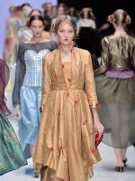Mercedes-Benz Fashion Week Russia: Anna Platie SS`2016