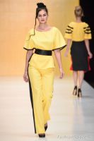 Mercedes-Benz Fashion Week Russia: DHL SS`2016