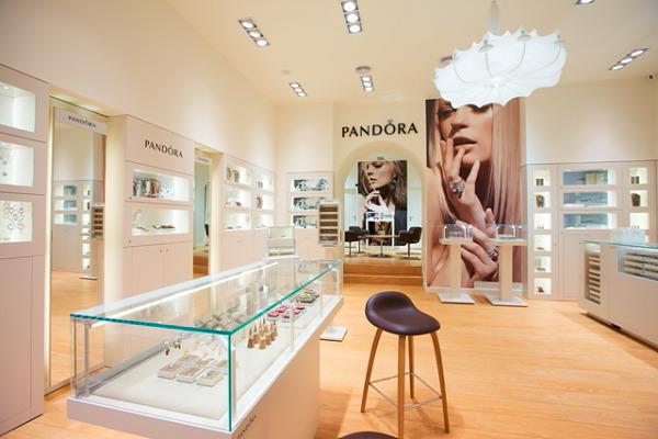 Pandora адреса магазинов в москве